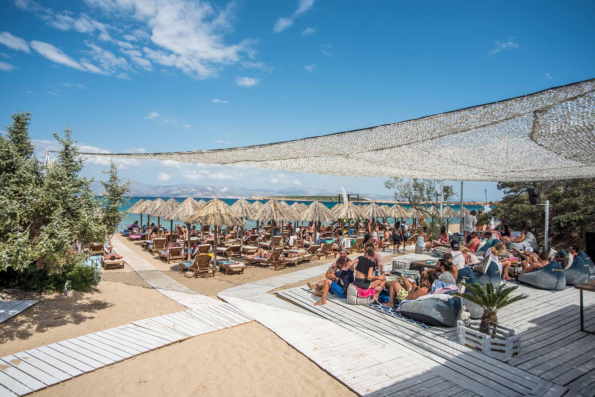 Santa Maria Beach Bar