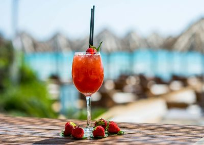 Paros Beach Cocktails